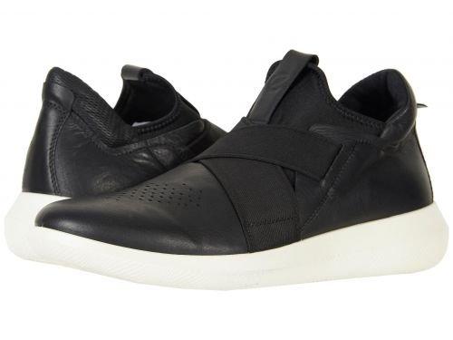 ECCO(エコー) メンズ 男性用 シューズ 靴 スニーカー 運動靴 Scinapse Band - Black/Black [並行輸入品] B07C8R9VRF