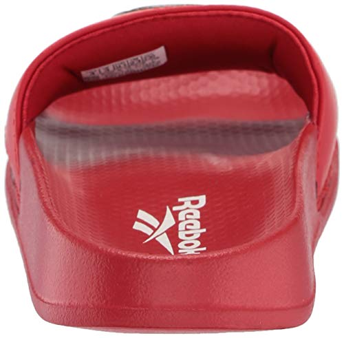 Red Unisex brass black white Reebok Classic Slide Adulto xFAInEUPq