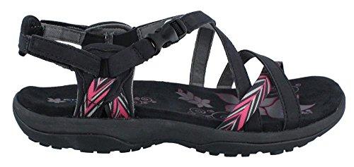 f8895e0a263 Skechers Cali Women s Regga Slim Keep Close Gladiator Sandal