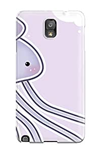 Fashionable FGgJycg11995mTsHS Galaxy Note 3 Case Cover For Jellyfish Protective Case