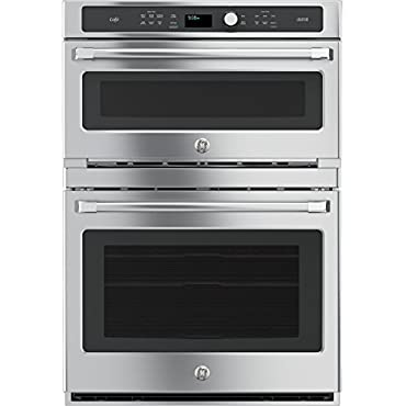 GE CT9800SHSS Advantium 30 Stainless Steel Electric Combination Wall Oven Convection