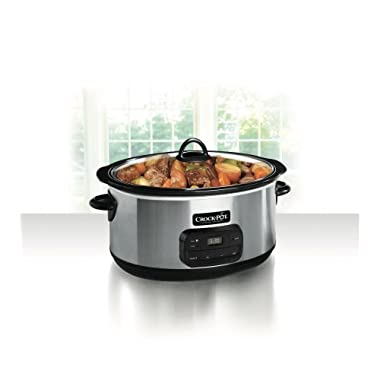 Crock-Pot 8-Quart Programmable Slow Cooker