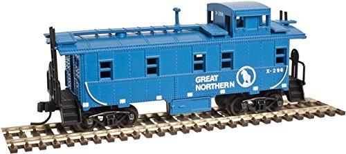 Atlas Trainman N 50003467 Cupola Caboose, Great Northern #270
