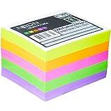 Bloco Lembretes Tilembrete Neon 600 Folhas Coloridas, Tilibra