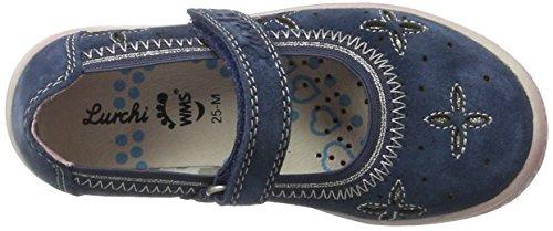 Gris Fermé Fille Bleu Bout Jeans Ballerines Tiffi 22 Lurchi TqUXp