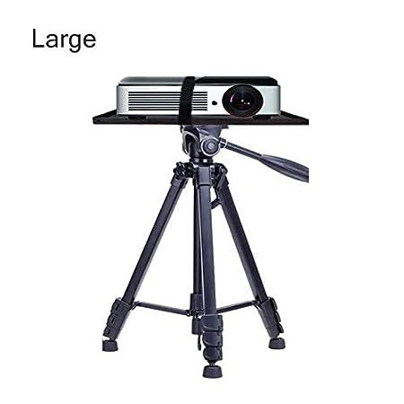 Bxsmy Soporte para proyector, trípode de 152 cm, Soporte Universal ...