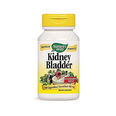 Nature's Way Kidney Bladder Capsules, 100 Count