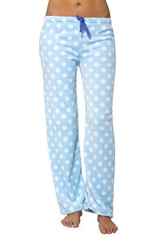 Nomad Womens Plush Pajama Bottoms