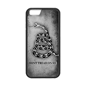 Canting_Good,Don't Tread On Me, Custom Case for iPhone6 4.7 (Laser Technology)