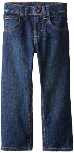 Lee Little Boys' Straight Fit Leg Jeans, Harpo, 4 Regular