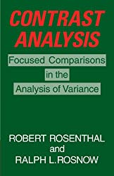 Contrast Analysis: Focused Comparisons in the Analysis of Variance