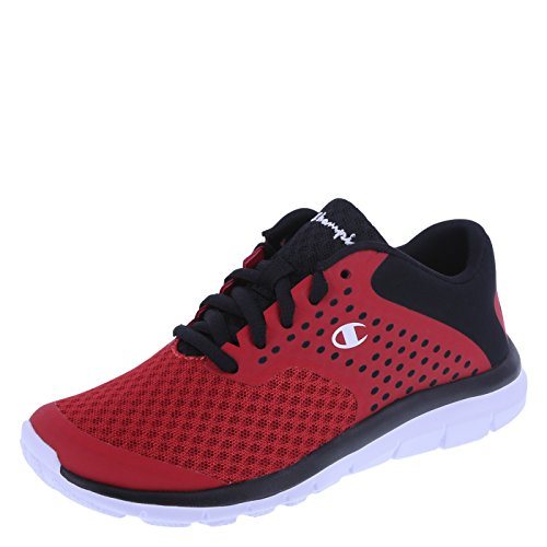 Champion Boys' Red Black Boys' Gusto Cross Trainer 5 Regular