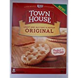 Keeper Crakers Town House Light and Buttery Flavour Original 391g