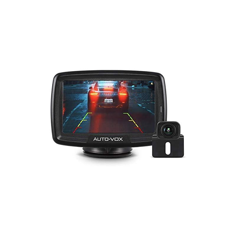 AUTO VOX Digital Wireless Backup Camera