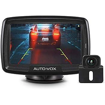 Amazon Com Auto Vox Digital Wireless Backup Camera Kit Cs