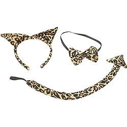 Adult's Jaguar Cat Costume Kit