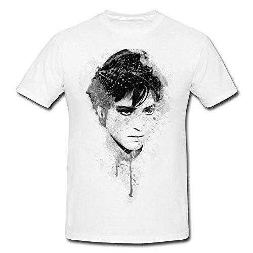 Anna Karina I T-Shirt Herren, Men mit stylischen Motiv von Paul Sinus