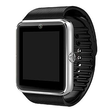 Bluetooth Smartwatch GT08 Reloj Inteligente para iPhone 6/puls/5S ...