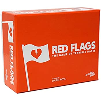 Red Flags: 400-Card Main Game