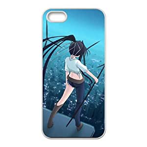 A Certain Magical Index iPhone 4 4s Cell Phone Case White Gift pjz003_3426566