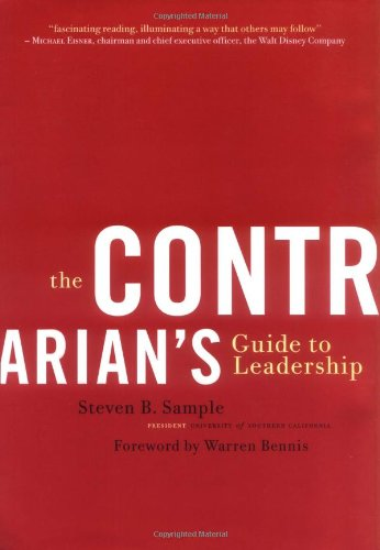 Download The Contrarian's Guide to Leadership pdf epub