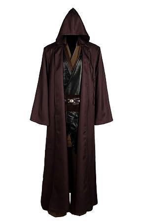 RedJade Anakin Skywalker Jedi Outfit Traje de Cosplay Disfraz con ...