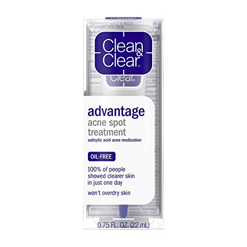 Clean Clear Advantage Acne