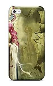 KjNLtDf7375OlUto Case Cover Artistic Iphone 5c Protective Case