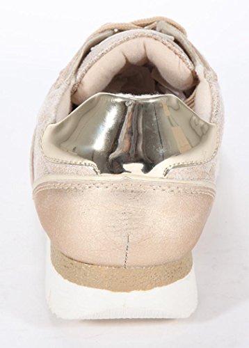 Xti - Zapatos Atléticos Bajos Para Mujer