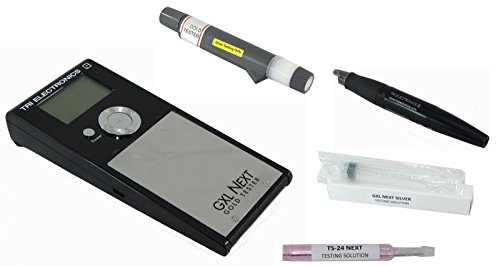 Tri Electronics Digital GXL-NEXT Gold Silver Platinum Tester Metal Testing By Best Jewelry Supply by Best Jewelry Supply