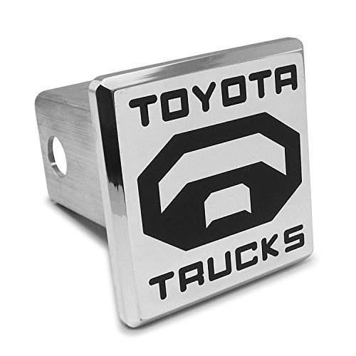 (Toyota Trucks Billet Tow Hitch Cover)