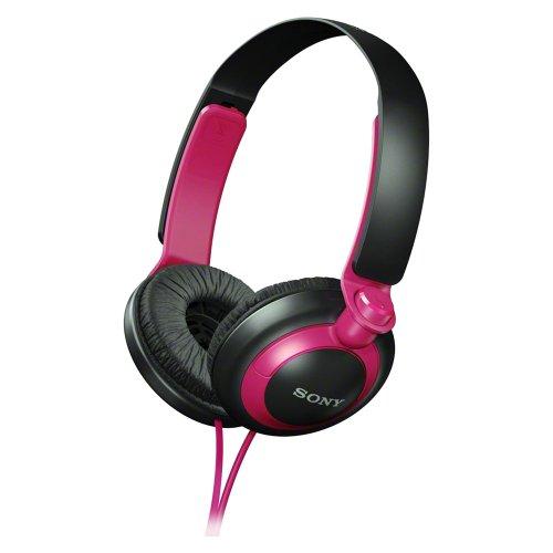 Sony MDR XB200 MDRXB200 Pink Extra Headphones