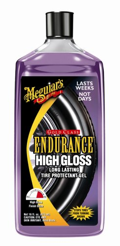 Meguiar's Endurance Tire Gel 16 oz. – (Pack of 6)