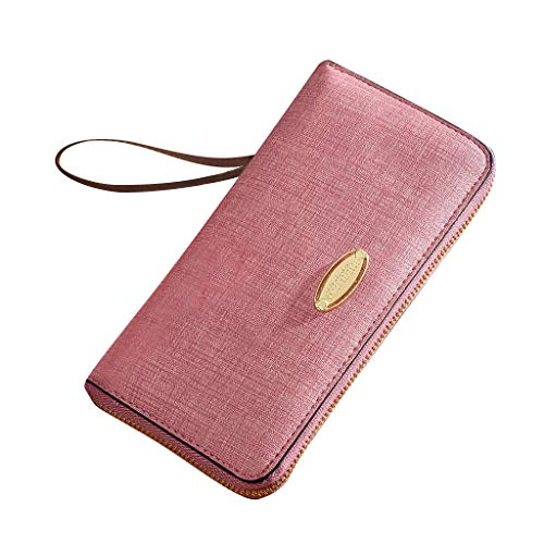 Hattfart Front Pocket Minimalist Slim Wallet Genuine Leather Small Size -
