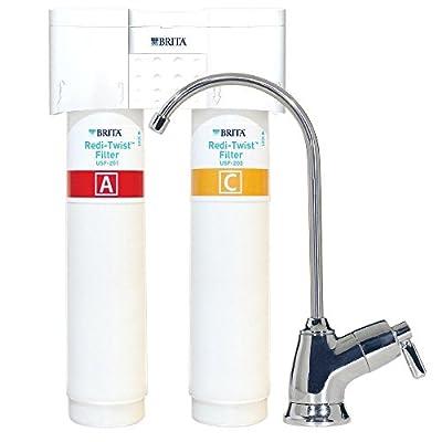 Redi-Twist 2-Stage Drinking Water Filtration System