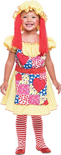 Paper Magic Group Rag Doll,2T (Cute Circus Costumes Ideas)