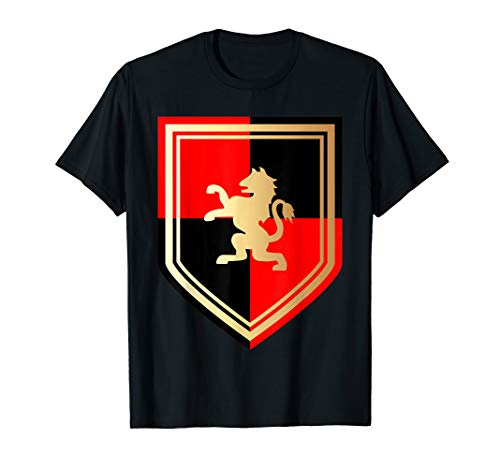 Cute Unique Medieval Halloween Knight Armor Shirt -