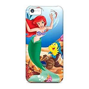 CSKFUCaroleSignorile ESx10026LWCv Cases Covers Skin For iphone 6 5.5 plus iphone 6 5.5 plus (disney The Little Mermaid)