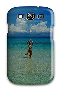 Joseph Xiarhos Boone's Shop New Shockproof Protection Case Cover For Galaxy S3/ Bantayan Island Case Cover