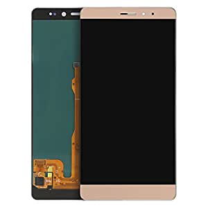Replacement Repairing Parts Digitizer + LCD Display Screen Assembly for Huawei Mate S Gold