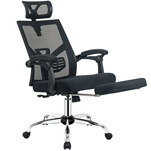 Office Chair High Back Recliner Office Chair Racing Style Chair Game Chair  Mesh Computer