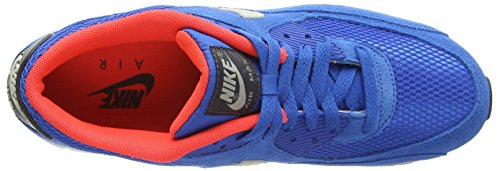 Nike  Air Max 90 Essential - Zapatillas para hombre Dark Electric Blue/Light Stone-Anthracite