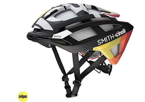 - Smith Optics Cycling Helmet Overtake Mips Matte Cinelli Size Medium
