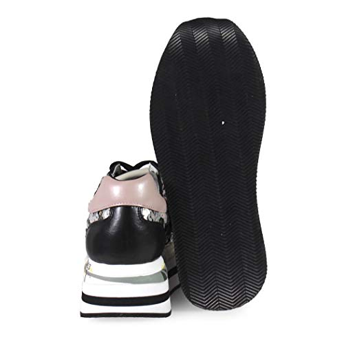 2019 Chaussures Paillettes PREMIATA Baskets Hiver Automne 3362 Femme Beth 8gHqZw