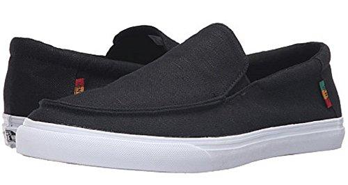 Vans Black Rasta Skate Shoes product image