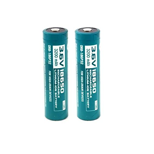 Olight Universal Rechargeable Batteries Flashlight