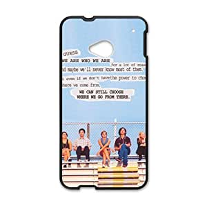 Inspiring life Cell Phone Case for HTC One M7 by icecream design
