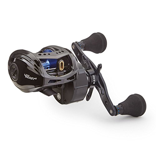 Abu Garcia Revo T2 BST61-HS Toro Beast Low-Profile Baitcast Fishing Reel