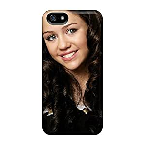Waterdrop Snap-on Miley Cyrus Cases For Iphone 5/5s