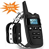WDFZONE Dog Training Collar with Remote for 2 Dogs Waterproof Rechargeable Shock Collar with Remote for Small Medium Large Dogs (for one Dog) Review
